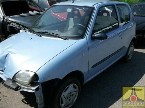 Fiat Seicento 1,1, foto 1 Náhradní díly a příslušenství, Ostatní | spěcháto.cz - bazar, inzerce zdarma