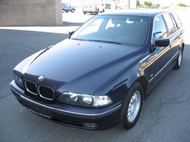 BMW Řada 5 525i, 1.Majitel, foto 1 Auto – moto , Automobily | spěcháto.cz - bazar, inzerce zdarma