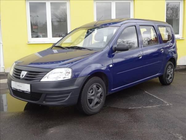 Dacia Logan 1,4 i, foto 1 Auto – moto , Automobily | spěcháto.cz - bazar, inzerce zdarma