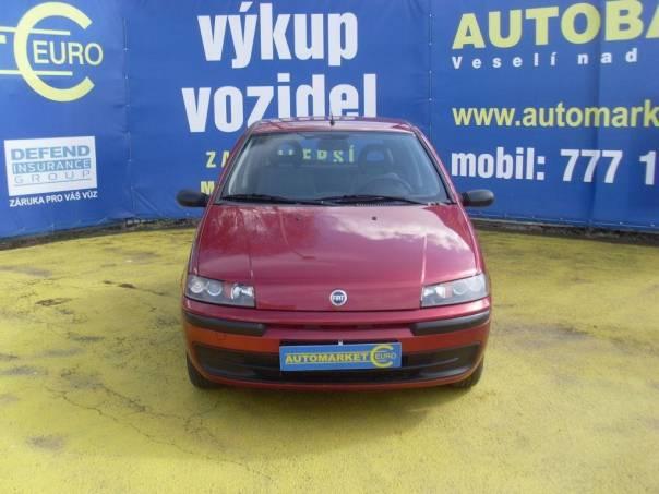 Fiat Punto 1.2 i, foto 1 Auto – moto , Automobily | spěcháto.cz - bazar, inzerce zdarma