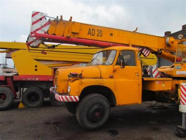 148 AD 20, foto 1 Užitkové a nákladní vozy, Nad 7,5 t   spěcháto.cz - bazar, inzerce zdarma