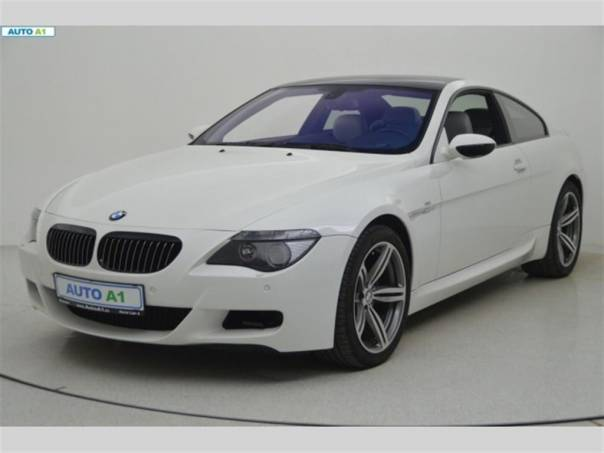 BMW M6 5.0 V10 kompletní SERVIS, foto 1 Auto – moto , Automobily | spěcháto.cz - bazar, inzerce zdarma
