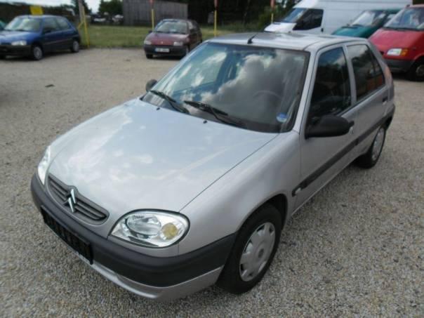 Citroën Saxo 1.1i Euro3,Super stav, foto 1 Auto – moto , Automobily | spěcháto.cz - bazar, inzerce zdarma