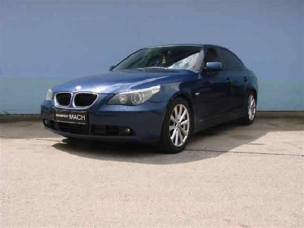 BMW Řada 5 3,0 Limousine (E60), foto 1 Auto – moto , Automobily | spěcháto.cz - bazar, inzerce zdarma