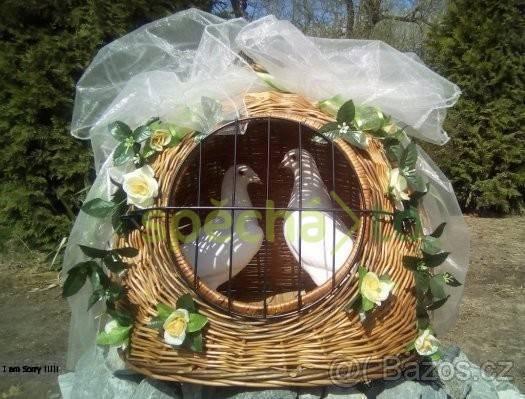 Svatební holubi, foto 1 Zvířata, Ptáci | spěcháto.cz - bazar, inzerce zdarma