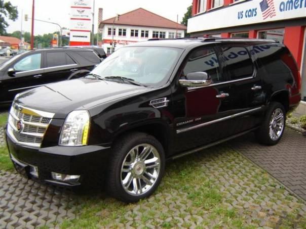 Cadillac Escalade ESV 6,2 Platinum Edition, foto 1 Auto – moto , Automobily | spěcháto.cz - bazar, inzerce zdarma