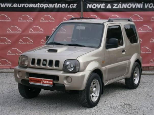 Suzuki Jimny 1,5 D KLIMA TAZNÉ zař., foto 1 Auto – moto , Automobily | spěcháto.cz - bazar, inzerce zdarma