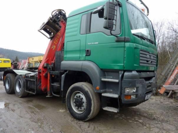 MAN  TGA 33.480 6x6, foto 1 Užitkové a nákladní vozy, Nad 7,5 t | spěcháto.cz - bazar, inzerce zdarma