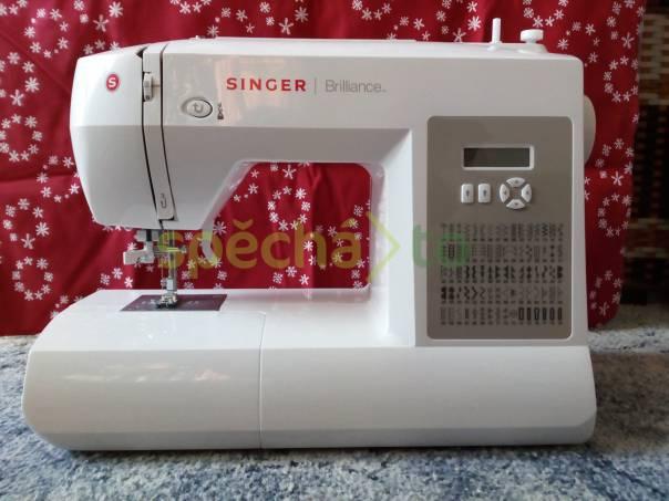 Šicí stroj Singer Brillance 6180, foto 1 Bílé zboží, Malé spotřebiče | spěcháto.cz - bazar, inzerce zdarma