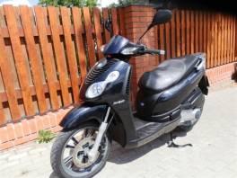 Piaggio  Carnaby 200 , Auto – moto , Motocykly a čtyřkolky  | spěcháto.cz - bazar, inzerce zdarma