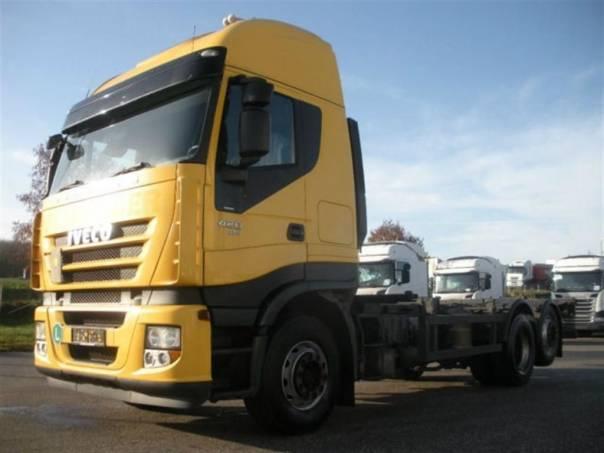 STRALIS 42 EEV 6x2 vým.nást., foto 1 Užitkové a nákladní vozy, Nad 7,5 t | spěcháto.cz - bazar, inzerce zdarma