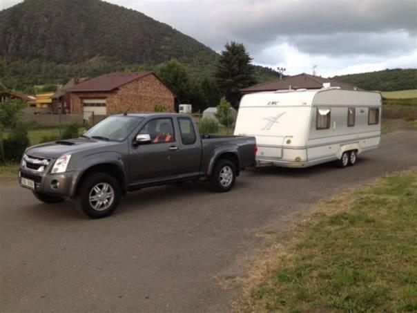 LMC  FAVORIT 570 KOUPELNA LOŽNICE, foto 1 Užitkové a nákladní vozy, Camping | spěcháto.cz - bazar, inzerce zdarma