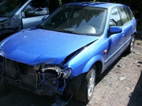 Mazda 323 1,6, foto 1 Náhradní díly a příslušenství, Ostatní | spěcháto.cz - bazar, inzerce zdarma