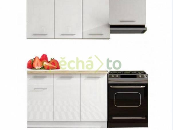 Levná bílá kuchyně za 3.999Kč, foto 1 Bydlení a vybavení, Kuchyně | spěcháto.cz - bazar, inzerce zdarma