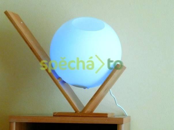 Svítící mlžná koule - moderní design - pro lepší dýchání, foto 1 Dům a zahrada, Bydlení a vybavení | spěcháto.cz - bazar, inzerce zdarma