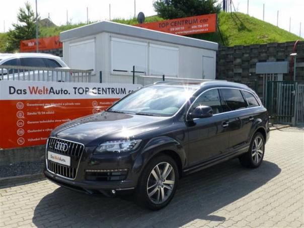 Audi Q7 3.0 TDI DPF quattro (150kW/204k) Tiptronic, foto 1 Auto – moto , Automobily | spěcháto.cz - bazar, inzerce zdarma