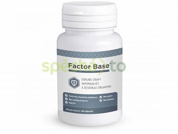 Factor Base, foto 1 Móda a zdraví, Doplňky stravy | spěcháto.cz - bazar, inzerce zdarma