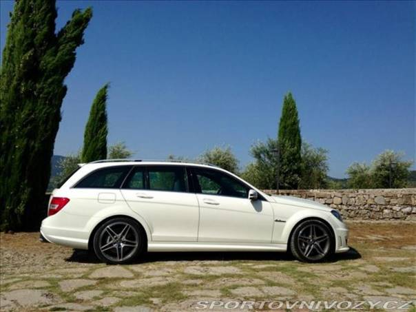 Mercedes-Benz Třída C 6,3   C63 AMG VMAX, foto 1 Auto – moto , Automobily | spěcháto.cz - bazar, inzerce zdarma