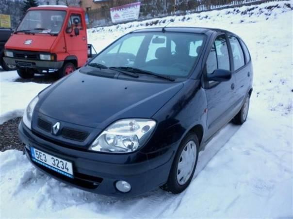 Renault Scénic 1,6i16V, foto 1 Auto – moto , Automobily | spěcháto.cz - bazar, inzerce zdarma