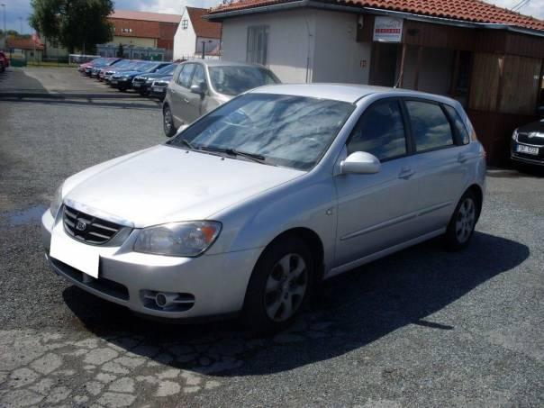 Kia Cerato 1,6i, CZ, klima, foto 1 Auto – moto , Automobily | spěcháto.cz - bazar, inzerce zdarma