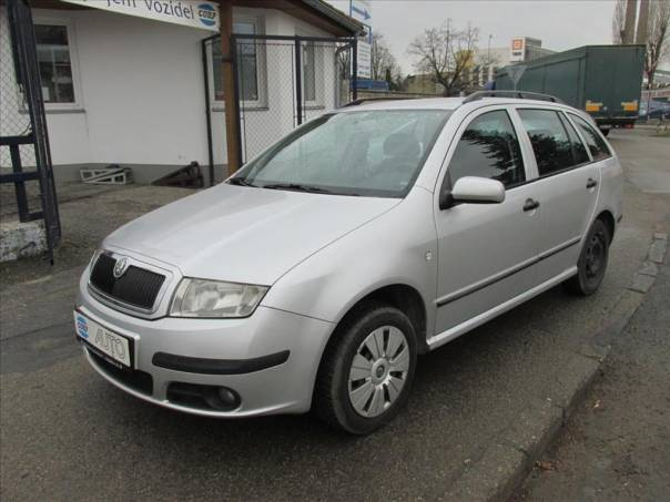Škoda Fabia 1.4 TDI, KLIMA,SERVISKA, foto 1 Auto – moto , Automobily | spěcháto.cz - bazar, inzerce zdarma