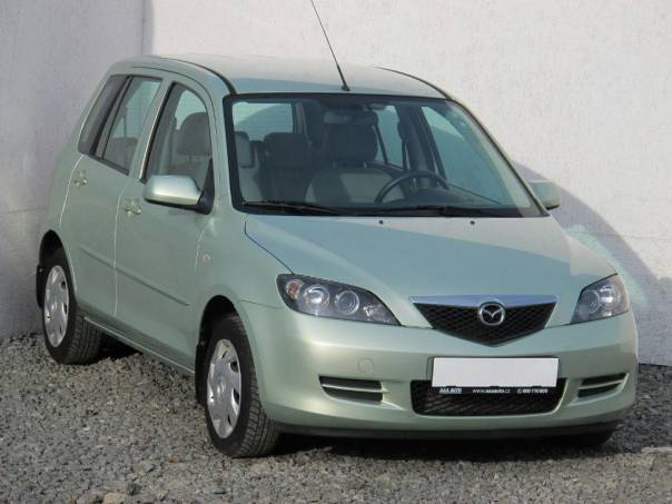 Mazda 2 1.25, foto 1 Auto – moto , Automobily | spěcháto.cz - bazar, inzerce zdarma