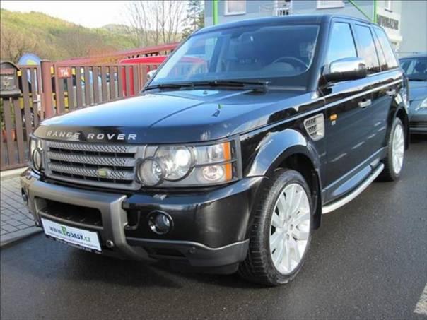 Land Rover Range Rover Sport 2.7 TD V6 AUT. HSE 1.majitel ČR SERVISKA  RANGE ROVER 2.7 TDV6 AUT. HSE, foto 1 Auto – moto , Automobily | spěcháto.cz - bazar, inzerce zdarma