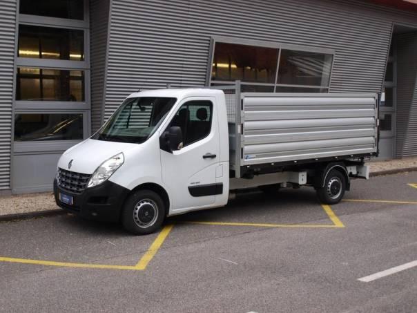 Renault Master T35 sklápěč 2.3 dCi 125k Klima Pack, foto 1 Užitkové a nákladní vozy, Do 7,5 t | spěcháto.cz - bazar, inzerce zdarma