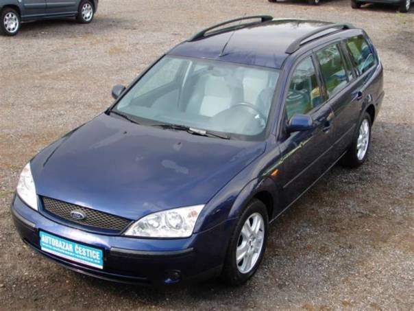 Ford Mondeo 2.0 TDCI GHIA COMBI KLIMATRONI, foto 1 Auto – moto , Automobily | spěcháto.cz - bazar, inzerce zdarma