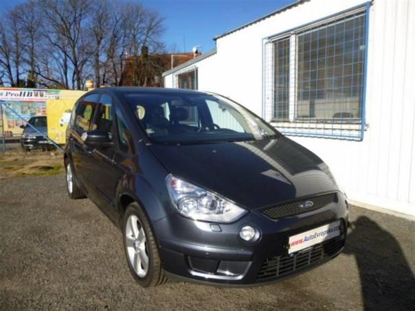 Ford S-Max 2.2 TDCi TITANIUM,1.MAJITEL,NOVÉ V ČR, foto 1 Auto – moto , Automobily | spěcháto.cz - bazar, inzerce zdarma