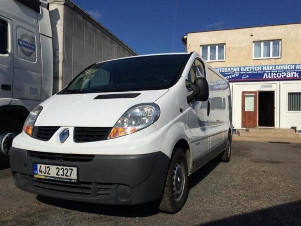 Renault Trafic 1,9DCI, klimazitace, foto 1 Užitkové a nákladní vozy, Do 7,5 t | spěcháto.cz - bazar, inzerce zdarma