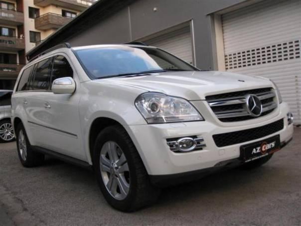 Mercedes-Benz Třída GL 420 CDI 4MATIC AVANTGARDE, foto 1 Auto – moto , Automobily | spěcháto.cz - bazar, inzerce zdarma