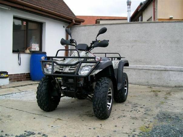 COMBAT FORCE 300 4x4, foto 1 Auto – moto , Motocykly a čtyřkolky | spěcháto.cz - bazar, inzerce zdarma