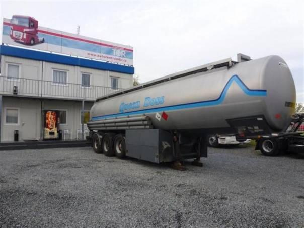S 38.3 EL CISTERNA ADR, foto 1 Užitkové a nákladní vozy, Přívěsy a návěsy | spěcháto.cz - bazar, inzerce zdarma