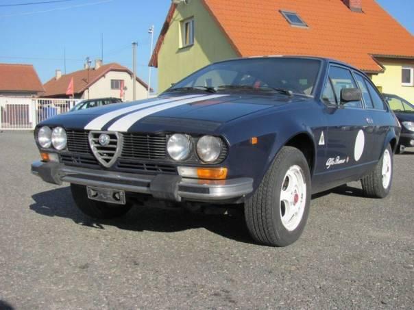 Alfa Romeo GTV 2000  1. serie, foto 1 Auto – moto , Automobily | spěcháto.cz - bazar, inzerce zdarma