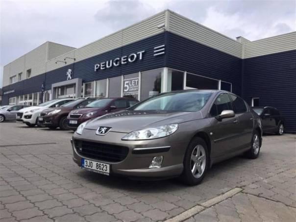 Peugeot 407 1,8i 85kw CZ 2majitel TOP, foto 1 Auto – moto , Automobily | spěcháto.cz - bazar, inzerce zdarma