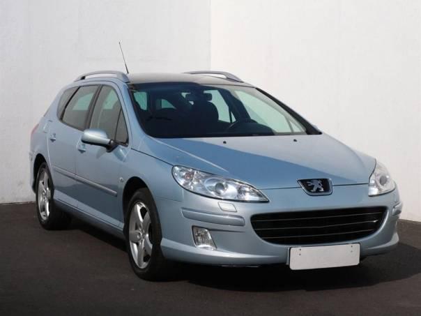 Peugeot 407  2.0 HDi, panorama, foto 1 Auto – moto , Automobily | spěcháto.cz - bazar, inzerce zdarma