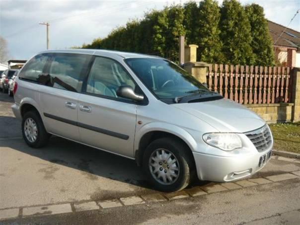 Chrysler Voyager 3,3 LPG Prins NEW NAVI 2005, foto 1 Auto – moto , Automobily | spěcháto.cz - bazar, inzerce zdarma