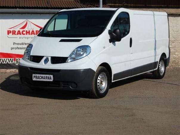 Renault Trafic 2.0dCi, foto 1 Užitkové a nákladní vozy, Do 7,5 t | spěcháto.cz - bazar, inzerce zdarma