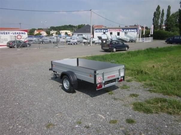 ZV 26 B1 ALU 2,50/1,25/0,35, foto 1 Užitkové a nákladní vozy, Přívěsy a návěsy | spěcháto.cz - bazar, inzerce zdarma