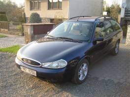 Ford Mondeo COMBI GLX