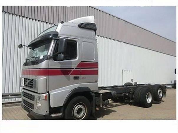 Volvo  FH12 440 6x2 šasi, foto 1 Užitkové a nákladní vozy, Nad 7,5 t | spěcháto.cz - bazar, inzerce zdarma