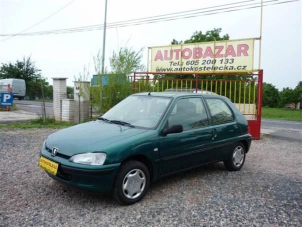 Peugeot 106 1.0i 44kw, foto 1 Auto – moto , Automobily | spěcháto.cz - bazar, inzerce zdarma