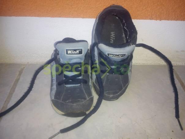 dětské botičky wink, foto 1 Pro děti, Dětská obuv  | spěcháto.cz - bazar, inzerce zdarma