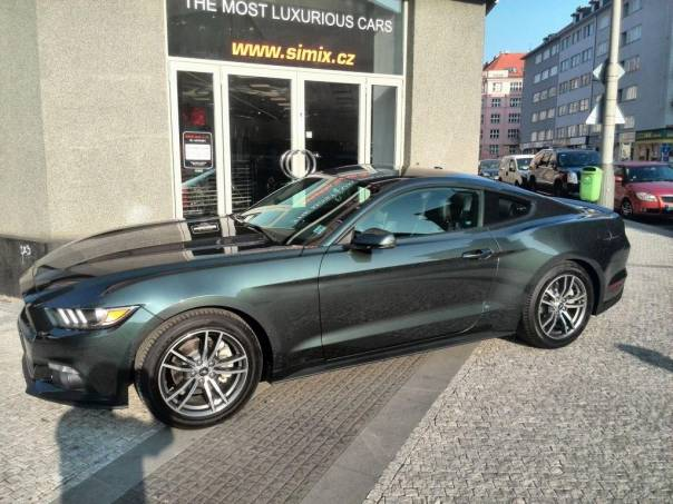 Ford Mustang NEW EU NAVI 2.3 Ecoboost, foto 1 Auto – moto , Automobily | spěcháto.cz - bazar, inzerce zdarma