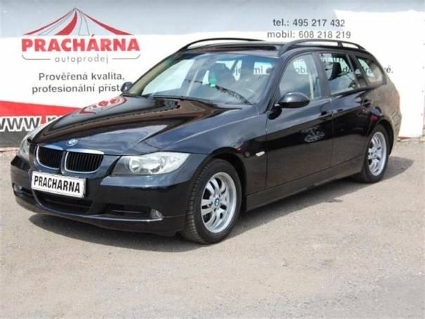 BMW Řada 3 320D 120KW digiklima, top stav, foto 1 Auto – moto , Automobily | spěcháto.cz - bazar, inzerce zdarma