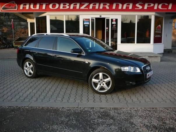 Audi A4 2.0 TDI 125kW QUATTRO-TOPSERV, foto 1 Auto – moto , Automobily | spěcháto.cz - bazar, inzerce zdarma