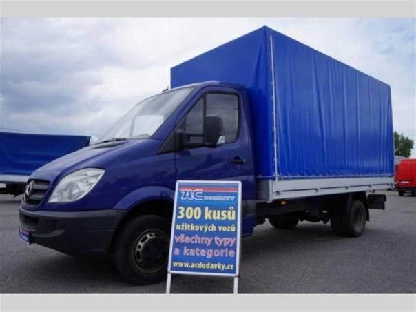 Sprinter 515 CDI Valník Placht, foto 1 Užitkové a nákladní vozy, Nad 7,5 t | spěcháto.cz - bazar, inzerce zdarma