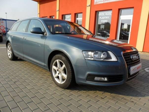 Audi A6 2,0 TDi, 125 kW, NAVI, PDC, MANUÁL, foto 1 Auto – moto , Automobily | spěcháto.cz - bazar, inzerce zdarma