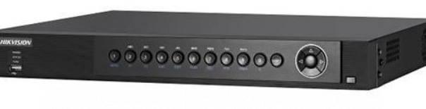 4 kanálový Turbo HD rekordér DS-7204HUHI-F1/N od firmy Hikvision, foto 1 Fotoaparáty a kamery, Kamery | spěcháto.cz - bazar, inzerce zdarma